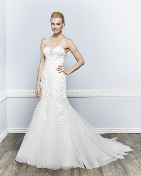 1638 (2) gown from the 2016 Kenneth Winston collection, as seen on dressfinder.ca