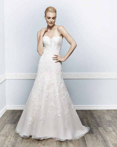 1639 gown from the 2016 Kenneth Winston collection, as seen on dressfinder.ca