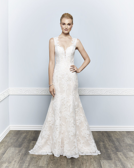 1642 gown from the 2016 Kenneth Winston collection, as seen on dressfinder.ca