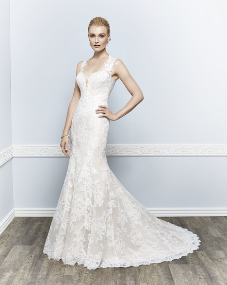 1642 (2) gown from the 2016 Kenneth Winston collection, as seen on dressfinder.ca