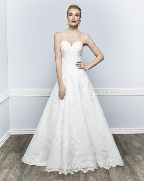1643 gown from the 2016 Kenneth Winston collection, as seen on dressfinder.ca