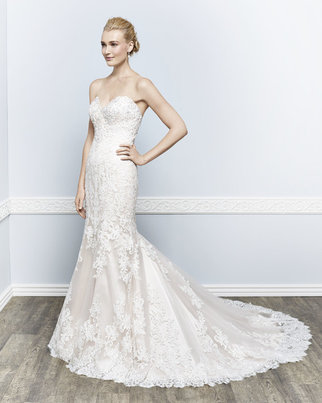 1645 gown from the 2016 Kenneth Winston collection, as seen on dressfinder.ca