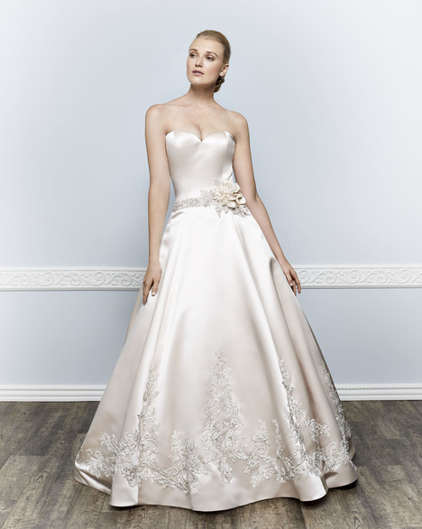 1652 gown from the 2016 Kenneth Winston collection, as seen on dressfinder.ca