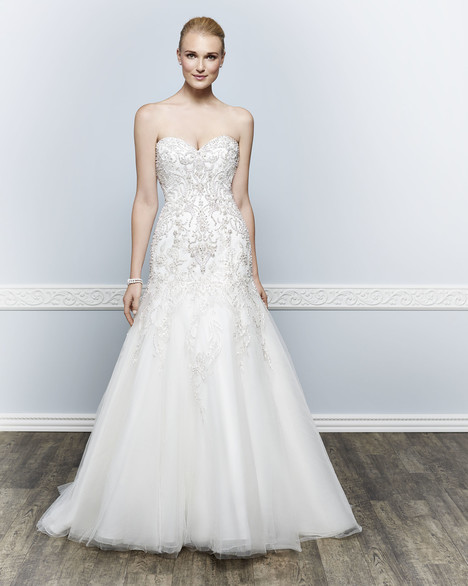 1654 (2) gown from the 2016 Kenneth Winston collection, as seen on dressfinder.ca