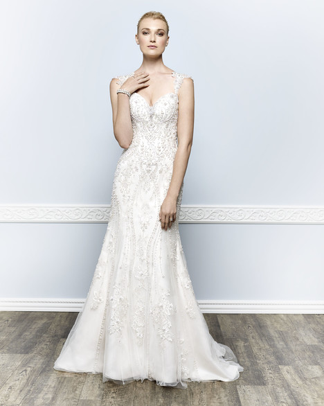 1661 gown from the 2016 Kenneth Winston collection, as seen on dressfinder.ca