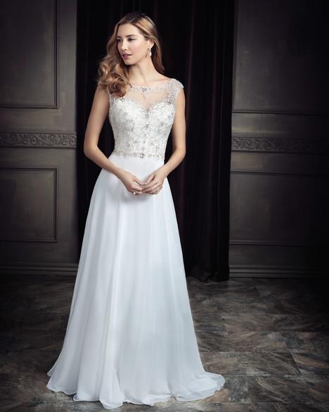 BE329 Wedding                                          dress by Ella Rosa