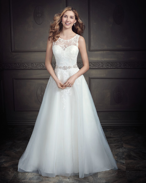 BE3412 Wedding                                          dress by Ella Rosa