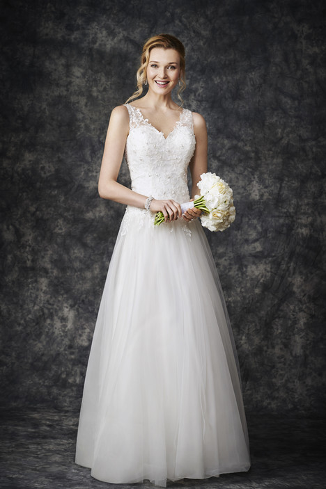 GA2258 gown from the 2016 Ella Rosa: Gallery collection, as seen on dressfinder.ca
