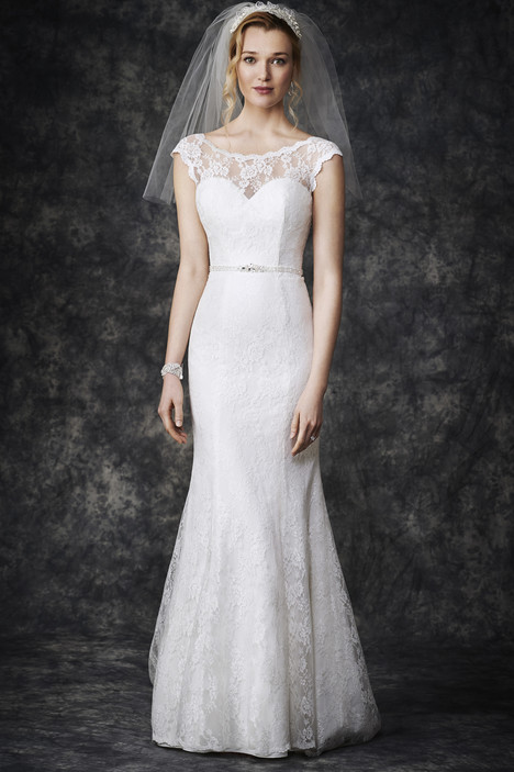 GA2259 gown from the 2016 Ella Rosa: Gallery collection, as seen on dressfinder.ca