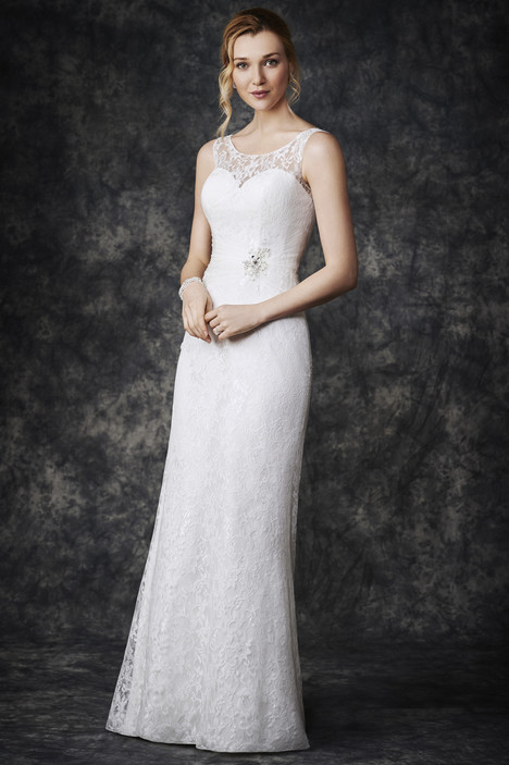 GA2266 gown from the 2016 Ella Rosa: Gallery collection, as seen on dressfinder.ca