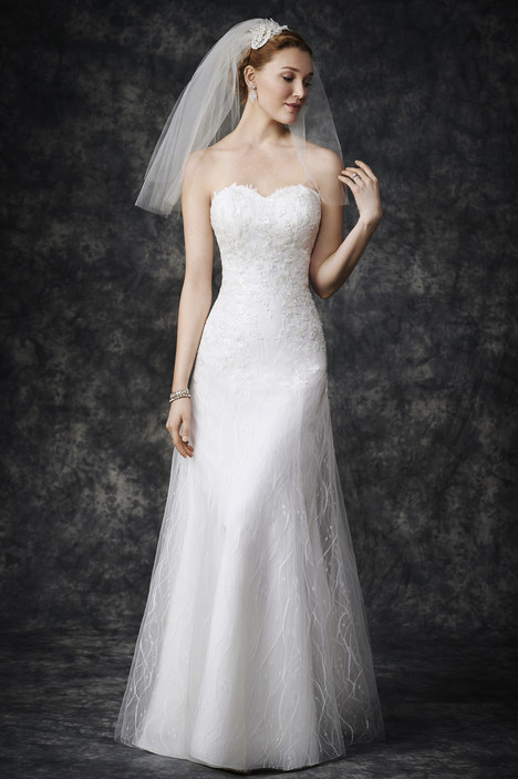 GA2269 gown from the 2016 Ella Rosa: Gallery collection, as seen on dressfinder.ca