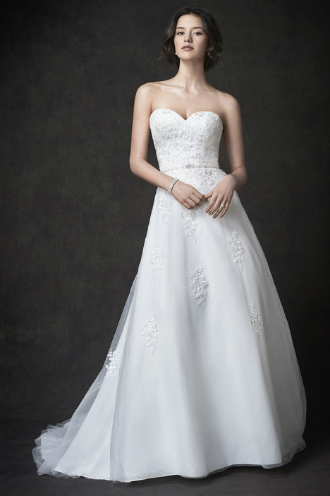 GA2271 gown from the 2017 Ella Rosa: Gallery collection, as seen on dressfinder.ca