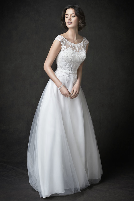 GA2273 Wedding                                          dress by Ella Rosa: Gallery