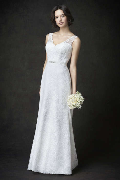 GA2275 Wedding                                          dress by Ella Rosa: Gallery
