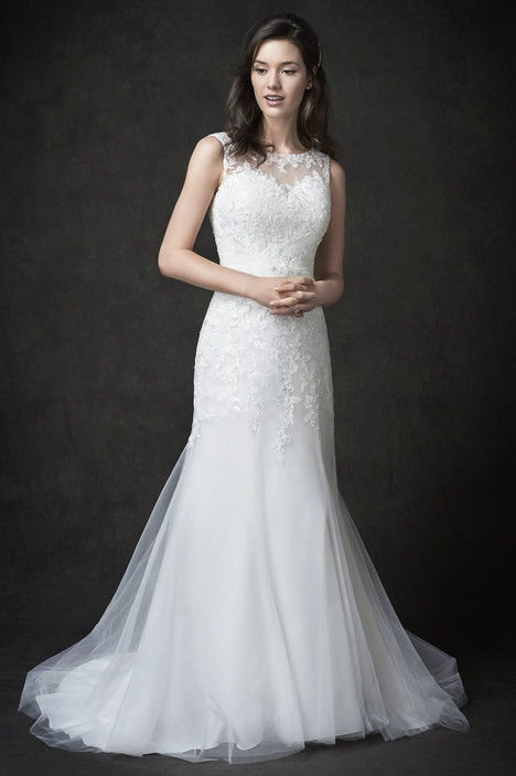 GA2289 Wedding                                          dress by Ella Rosa : Gallery