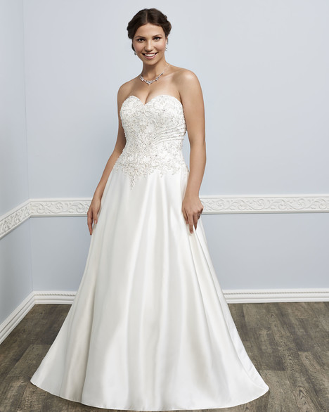 3384 Wedding                                          dress by Femme by Kenneth Winston