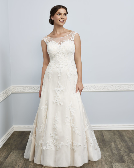 3385 Wedding                                          dress by Femme by Kenneth Winston