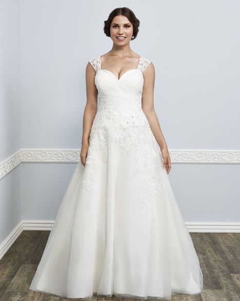 3386 Wedding                                          dress by Femme by Kenneth Winston