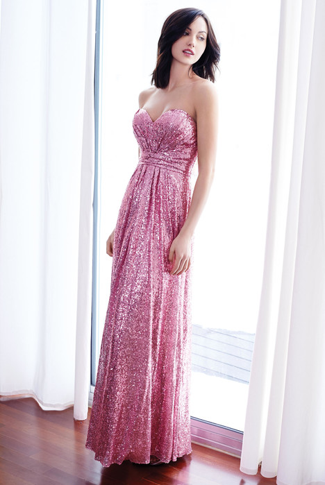 5258L (pink) Bridesmaids                                      dress by Colour by Kenneth Winston