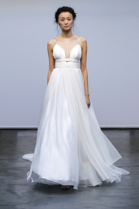 Adella Wedding                                          dress by Carol Hannah