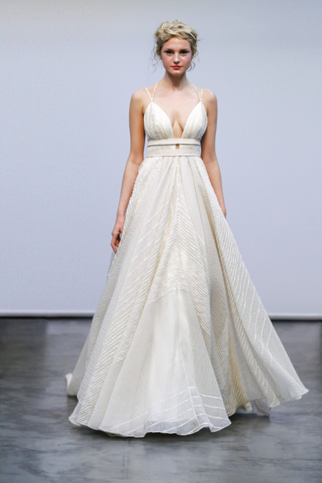 Coralia Wedding dress by Carol Hannah