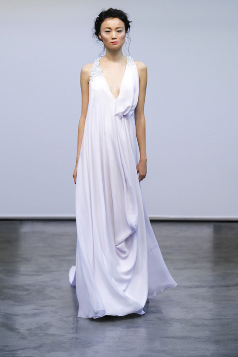 Pasithea Wedding dress by Carol Hannah