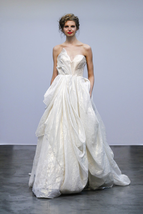 Senara Wedding                                          dress by Carol Hannah