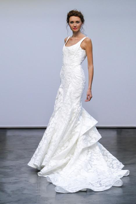Triteia Wedding                                          dress by Carol Hannah
