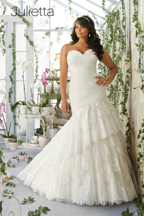 3191 Wedding dress by Morilee Julietta