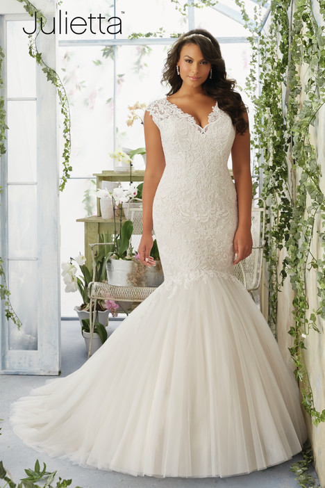 3192 Wedding                                          dress by Mori Lee: Julietta