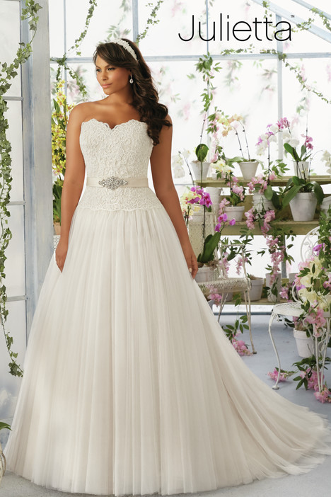 3193 Wedding                                          dress by Mori Lee: Julietta