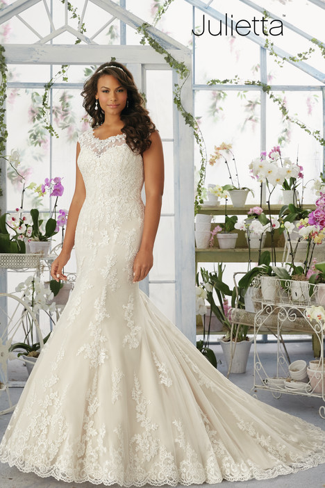 3194 Wedding                                          dress by Mori Lee: Julietta