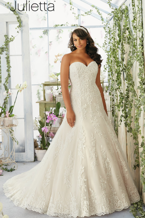 3196 Wedding                                          dress by Mori Lee: Julietta