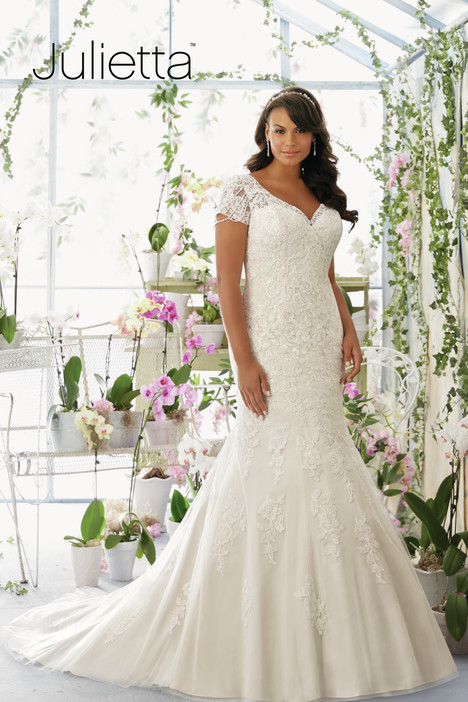 3197 Wedding                                          dress by Mori Lee: Julietta