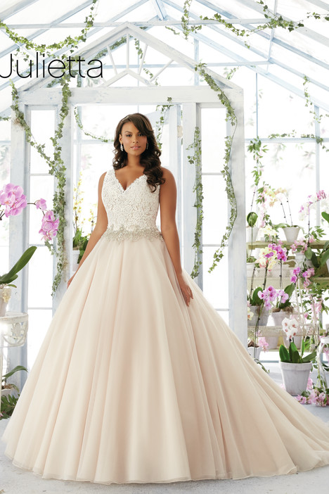 3198 Wedding                                          dress by Mori Lee: Julietta