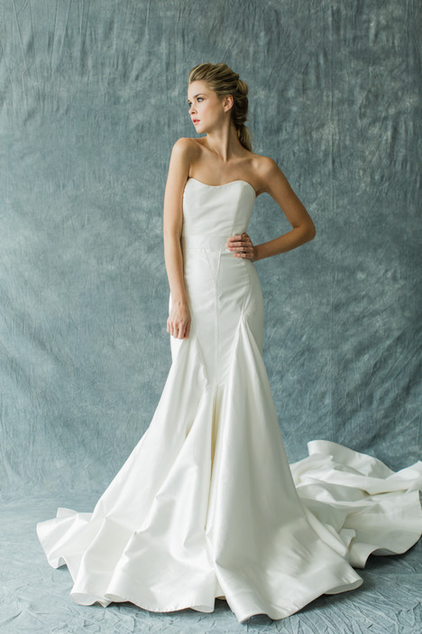 fbbd1126a84 Heritage (top) + Thaleia (skirt) Wedding dress by Carol Hannah ...