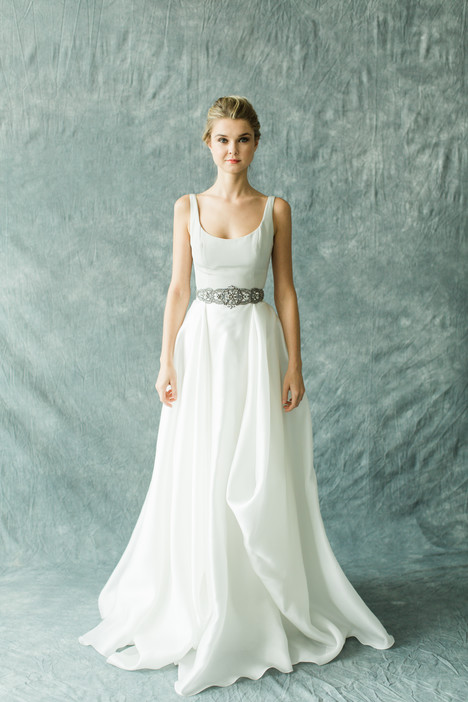 Plie (top) + Mulberry (skirt) Wedding                                          dress by Carol Hannah : Synthesis