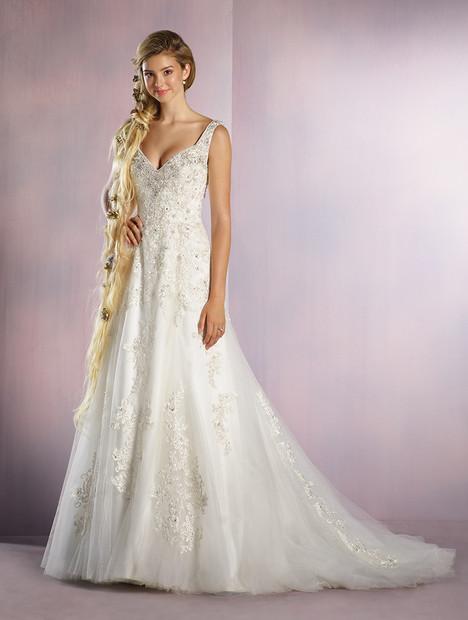 255 Rapunzel (ivory) Wedding                                          dress by Alfred Angelo : Disney Fairy Tale Bridal