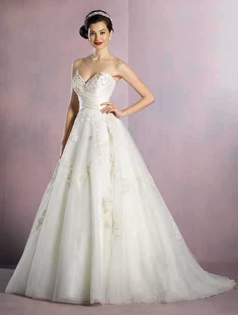 256 Snow White (ivory) Wedding                                          dress by Alfred Angelo : Disney Fairy Tale Bridal