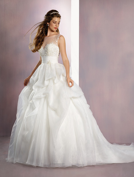 260 Sleeping Beauty (gold) Wedding                                          dress by Alfred Angelo : Disney Fairy Tale Bridal