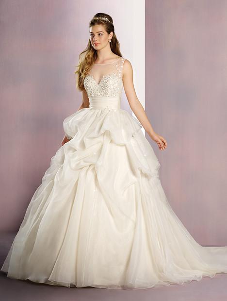260 Sleeping Beauty (ivory) Wedding                                          dress by Alfred Angelo : Disney Fairy Tale Bridal