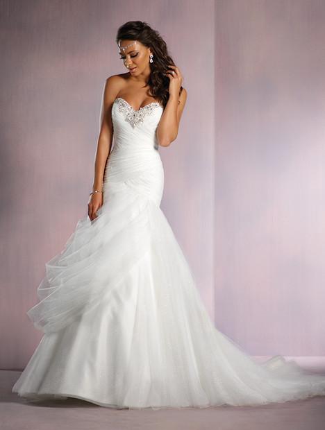 261 Jasmine (ivory) Wedding                                          dress by Alfred Angelo : Disney Fairy Tale Bridal