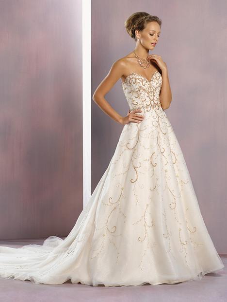 262 Cinderella (gold) Wedding                                          dress by Alfred Angelo : Disney Fairy Tale Bridal