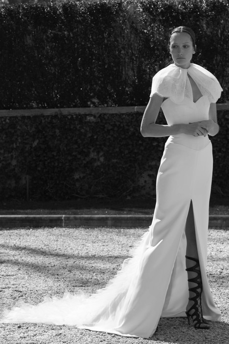 Lexi Wedding                                          dress by Vera Wang