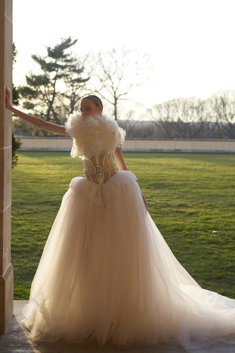 Imogen Wedding                                          dress by Vera Wang