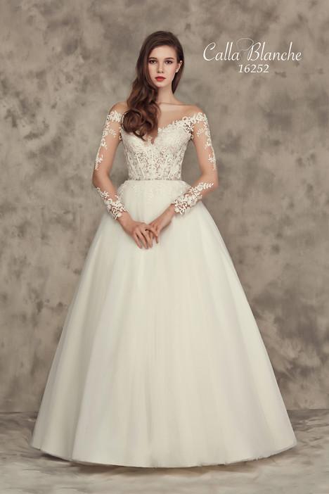 16252 Wedding                                          dress by Calla Blanche