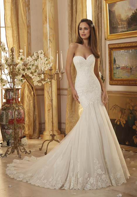 5475 gown from the 2016 Morilee Blu collection, as seen on dressfinder.ca
