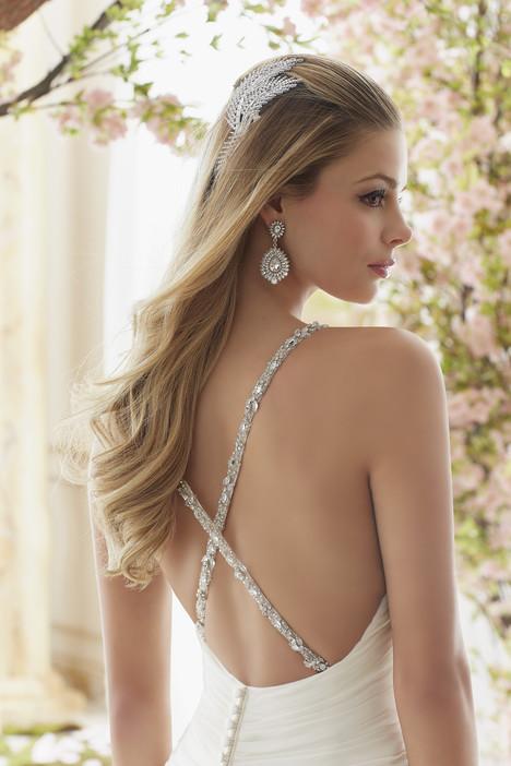 6833 (back) Wedding                                          dress by Mori Lee: Voyage