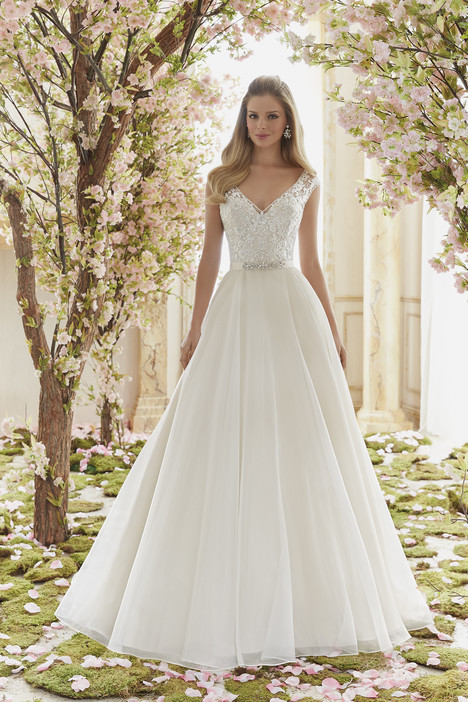 6836 Wedding                                          dress by Mori Lee: Voyage