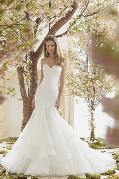 6837 Wedding                                          dress by Mori Lee: Voyage